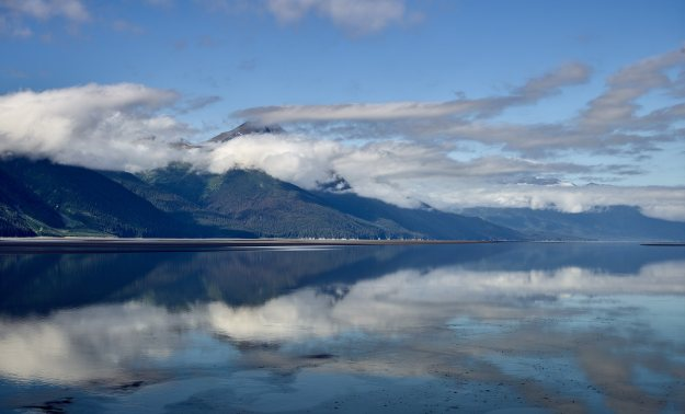 Turnagain Arm Clouds